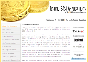 Testing BFSI Applications